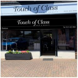 Touch of Class Hair and Beauty Limited, 26 Manor Lane, B62 8QB, Halesowen, England