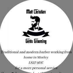 Matt Christian Gents Grooming, Victoria Mews, 25, LS27 9DE, Leeds