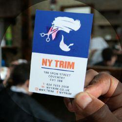 Barber - NY Trim