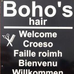 Boho's Hair Design, 2b Cobden Street, DY8 3RU, Stourbridge, England