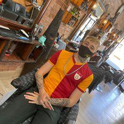 Jordan - Boss Barbers Shop Ltd