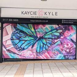 Kaycie Kyle Brislington Salon, 19 Brislington Hill, Bath Road, BS4 5BE, Bristol, England