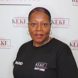Ingrid - Keke Kosmetics Beauty Lounge