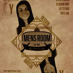 Yasmin Main Shop - The Men's Room VIP and Main Barbers