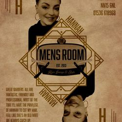 Hannah Manager main shop - The Men's Room VIP and Main Barbers