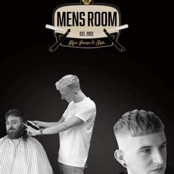 Grant VIP shop - The Men's Room VIP and Main Barbers