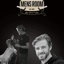 Donnie main shop - The Men's Room VIP and Main Barbers