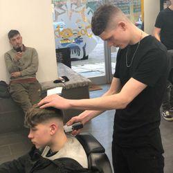 Ollie - Jacobs barbers