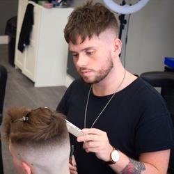 Jonny - The 33rd Barber Company