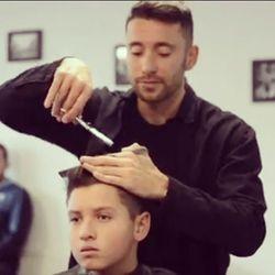 Curtis - Gwersyllt Barbershop