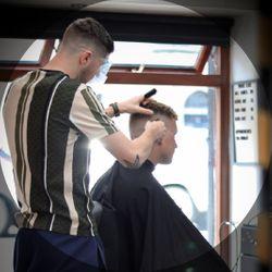 Derek Coolahan - Hairy Barber