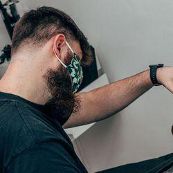 Kelan Collins - Notorious Barbers Galway