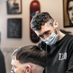 Reece - The Arch Barber