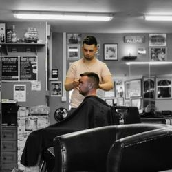 Cathal - Fentons Blackwater Barbering