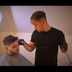 Paddy Doak - Complex Male Salon