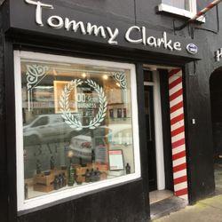 Tommy Clarkes Barbershop, William Street, 0, Tullamore