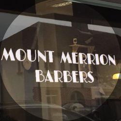 Mount Merrion Barbers, Deerpark Road, 59, Blackrock