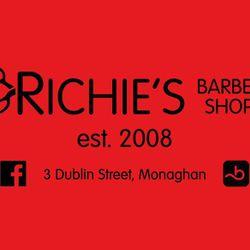 Richie's Barber Shop, Dublin Street, 3, Monaghan