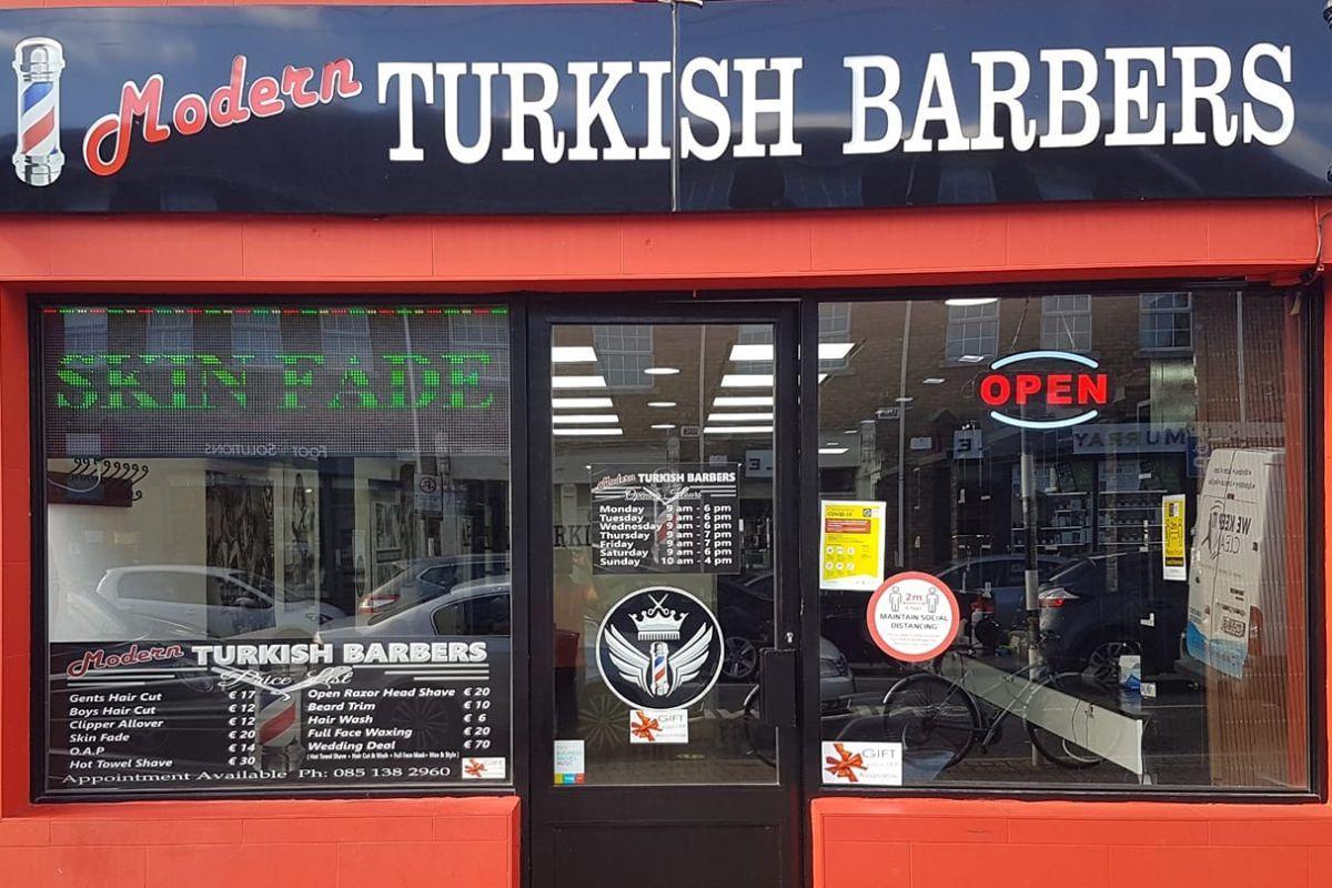 Turkish Barbers Open Near Me