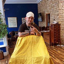 Brandon Troy - groom barbers
