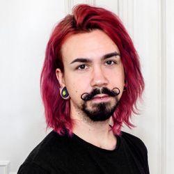 Łukasz - Just Hair Damian Witkowski