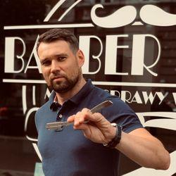 Piotrek - Barber Shop Męskie Sprawy w Kato
