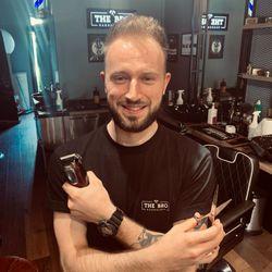 Konrad - THE BRO Barbershop A.Studniarskiego