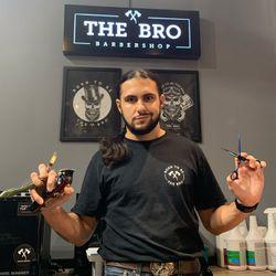 Bartek - THE BRO Barbershop A.Studniarskiego