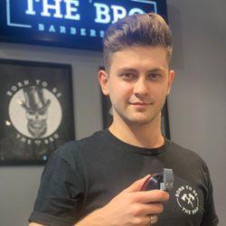 Dominik - THE BRO Barbershop A.Studniarskiego
