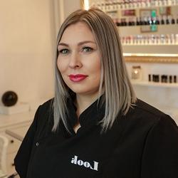Ilona - Salon ,,LooK'' Stylizacja paznokci, rzęs i brwi