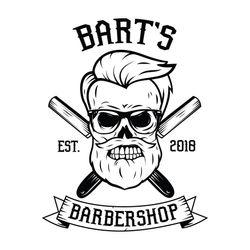 Bart's Barber Shop, ulica Dobrego Pasterza 120, 31-416, Kraków, Nowa Huta