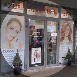 Azuri. Salon Urody SPA, Ul.Sowińskiego 53 A, Lok.U 10, 01-251, Warszawa, Wola