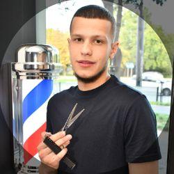 Nikita  PL/UK/RU - Warsztat Cięcia Barber Shop - Mokotów