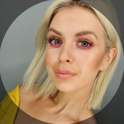 Laura Siwińska MAKEUP - I.Kwiatkowska Ivv Hair