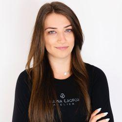 Dominika - Paulina Ejiofor Atelier | Makijaż permanentny, laseroterapia i kosmetologia