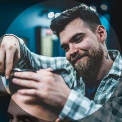 Dawid - Berserk Barbershop