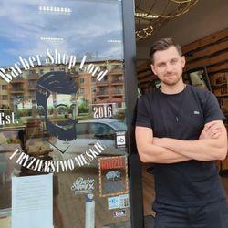 Piotrek - Barber shop Lord Lubin