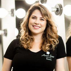 Kasia - Anna Sass Szkoła Wizażu & Make-up Team