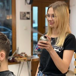 Weronika - Issmen Barber Shop