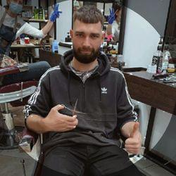 Konrad - Issmen Barber Shop