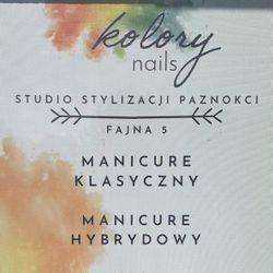 Kolory Nails, Fajna 5, 03-289, Warszawa, Białołęka