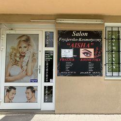 Salon AISHA Nuszkiewicza 3/II, ulica mjr. Ryszarda Nuszkiewicza 3, 3/ II, 31-422, Kraków, Śródmieście