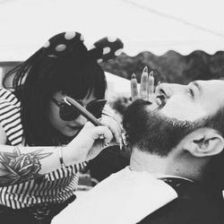 Olka (Aleksandra) - Hexcut Barbershop & Tattoo Studio