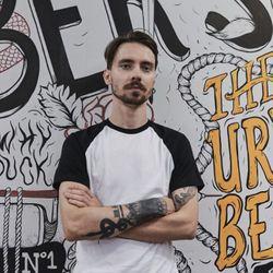 Iwan - The Urban Beard - Barber & Tattoo