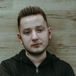 Stażysta Tomek - Fryzjerstwo męskie Rafał Gałwa Barbershop
