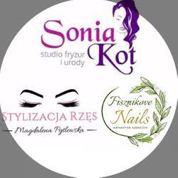 SONIA KOT Studio Fryzur, Fisznikove Nails, Stylizacja rzęs Magdalena Pytlewska, Śląska 4, 44-206, Rybnik