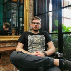 Paweł - BlackBeard - Barber - Fryzjer