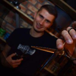 Andrzej - Barber.Ink