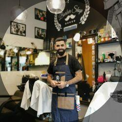 Nijim - Baghdad Barber Shop