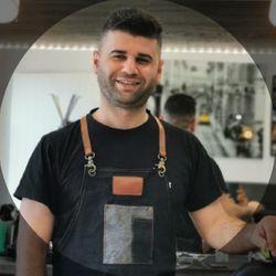 Manhal - Baghdad Barber Shop